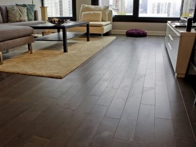 condo hardwood floor