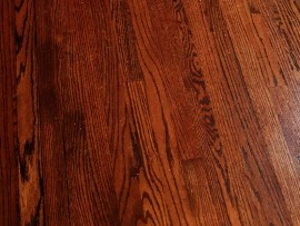 hardwood floor installing