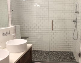 Condo Bathroom Remodel - 40 E 9th St, Chicago, IL (South Loop)