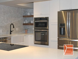 Kitchen Remodeling – 40 E 9th St, Chicago, IL (South Loop)
