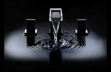 Altmans Aqueduct LED Bathroom Faucet