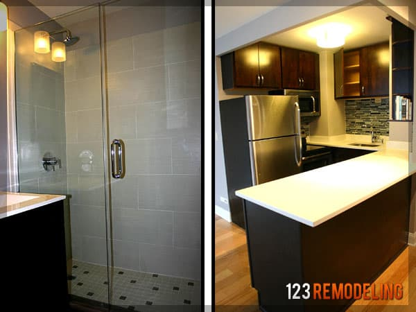 Complete Gold Coast Condo Remodeling Project