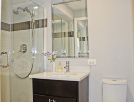 655 irving park bathroom remodeling gallery image