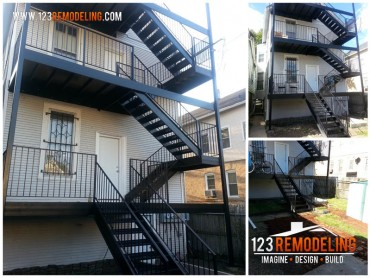 Metal Deck Fabrication & Installation