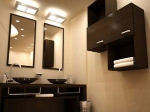 Custom Bathroom Construction