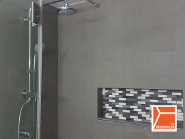 Condo Bathroom Remodel - 1069 W. 14th Pl, Chicago, IL (University Village/Little Italy)