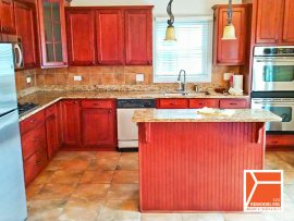 Condo Kitchen Remodel - 427 W. 37th Pl, Chicago, IL (Brideport)