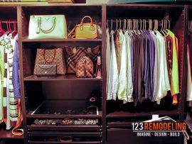 Condo Master Closet Remodel – 1030 N State St, Chicago, IL (Gold Coast)