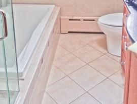 Jefferson Park Master Bathroom Gut Rehab