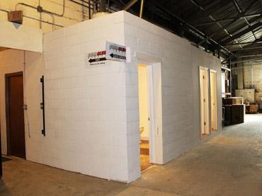 Albany Park Bathroom Buildout