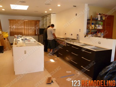 Kitchen Remodel Skokie - IL