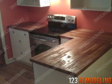 Kitchen Remodel Southside - Chicago