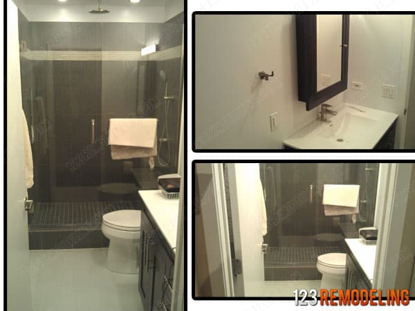 Downtown Chicago Bathroom Remodeling