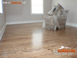 Oak Park Hardwood Flooring Installation