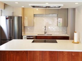 Kitchen Remodel - Plymouth Ct, Chicago (South Loop)