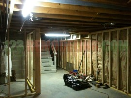 Chicago Basement Refinishing