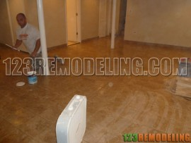 Harwood Heights Basement Refinish