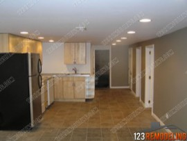 Lakeview Basement Renovation