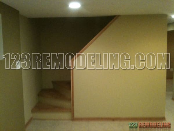 Northbrook Basement Refinishing