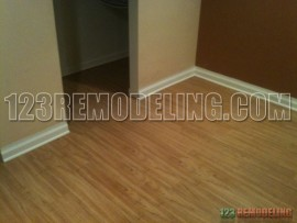 Park Ridge Basement Floor Refinishing