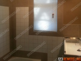 Bathroom Renovation (Bucktown)