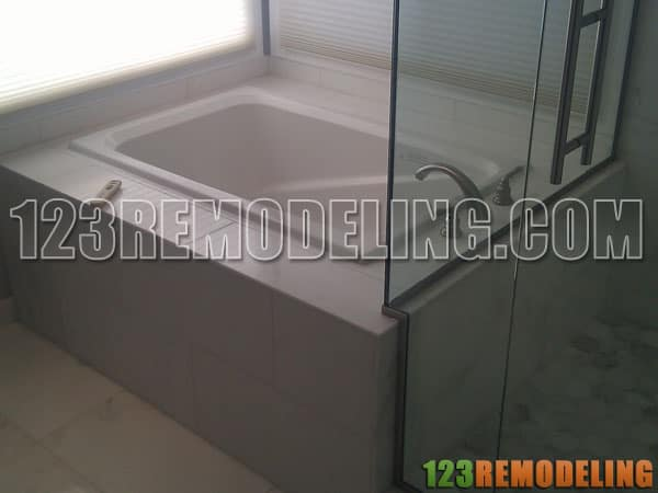 Complete Bathroom Remodel Buffalo Grove