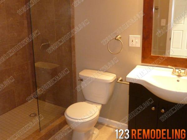 Commercial Bathroom Construction