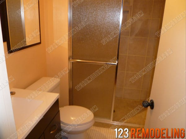 Bathroom Renovation - Deerfield Chicago