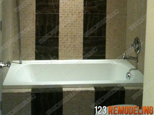 Elk Grove Village Bathroom Remodel
