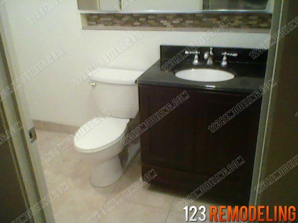 Bathroom Refinishing - Glencoe suburbs
