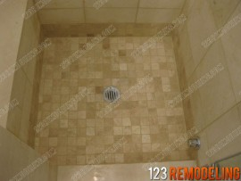 Glenview Suburbs Shower Refinishing