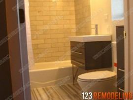 Bathroom Remodel (Harwood Heights)