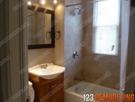 Bathroom Renovation (Humboldt Park)