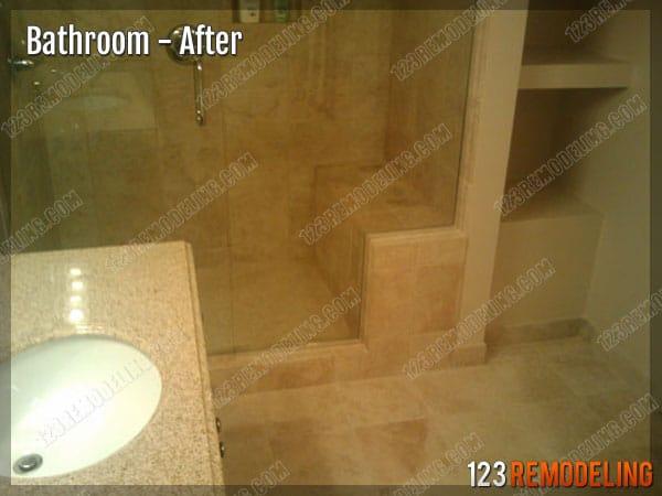 Lake Shore Chicago Bathroom Remodeling