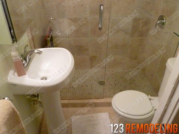 Lincoln Park Bathroom Remodel