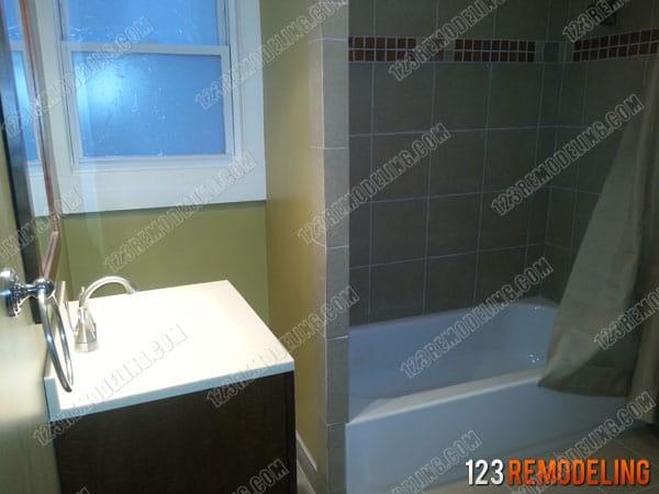 Lincoln Square Bathroom Remodel
