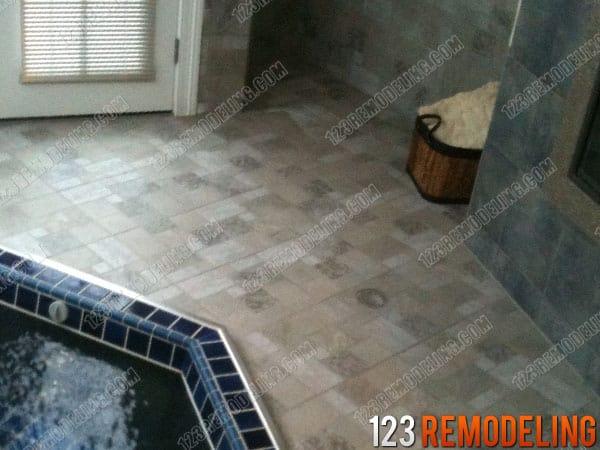 Sauna & Stand Alone shower installation Morton Grove