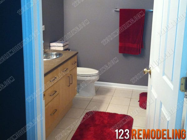Old Town Bathroom Remodeling
