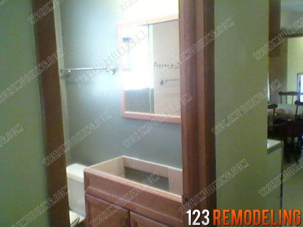 Park Ridge Bathroom Remodel
