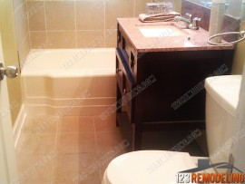 Bathroom Remodel -1426 W Lunt Ave, Chicago, IL (Rogers Park)