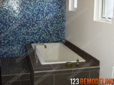 Uptown Tile Bathroom