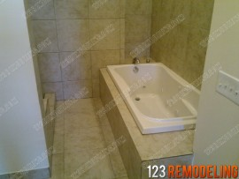 Wilmette Bathroom Renovation