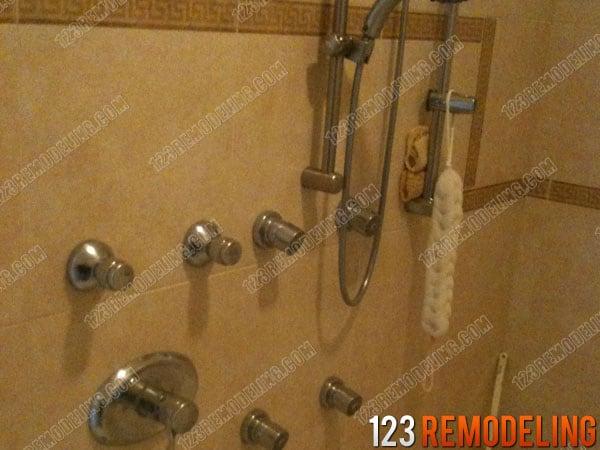 Steam Shower Installation Wrigleyville