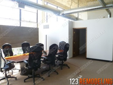 Commercial Office Buildout - Chicago