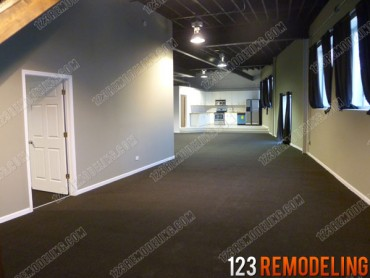 Chicago Commercial Office Buildout