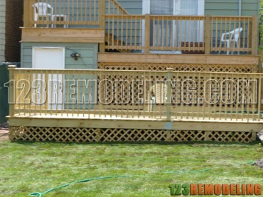 Chicago Deck Construction