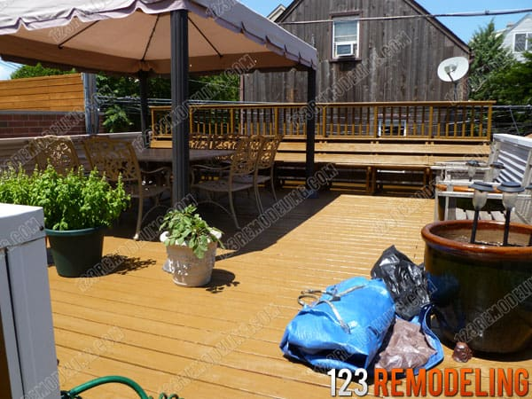 Deck Construction Glenview
