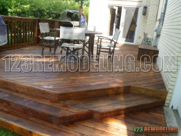 Skokie Deck Construction