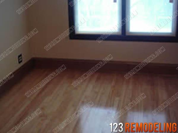 Andersonville Hardwood Floor Installation