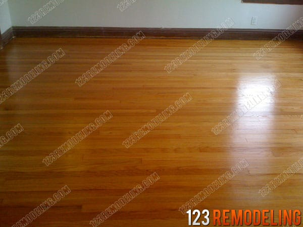 Chicago Hardwood Refinishing